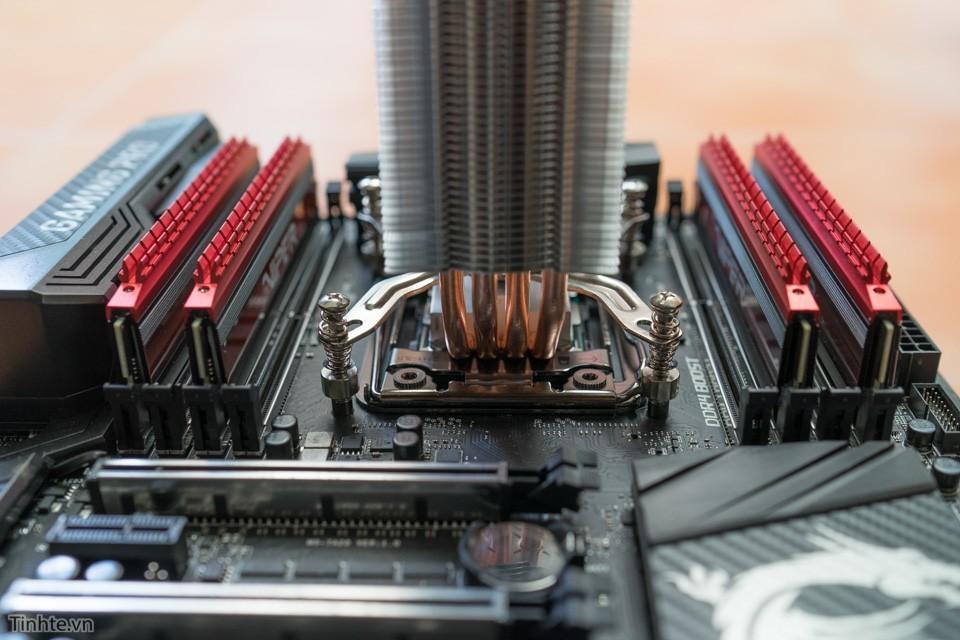 5 lý do bạn cần đầu tư tản nhiệt CPU tốt