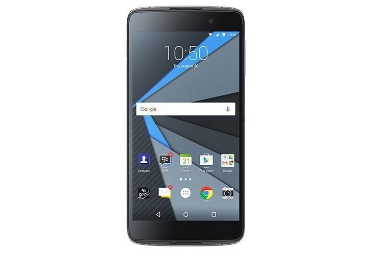 BlackBerry Neon có hình ảnh chính thức