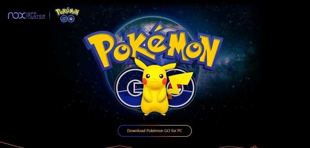 Làm thế nào để chơi Pokemon Go trên máy tính