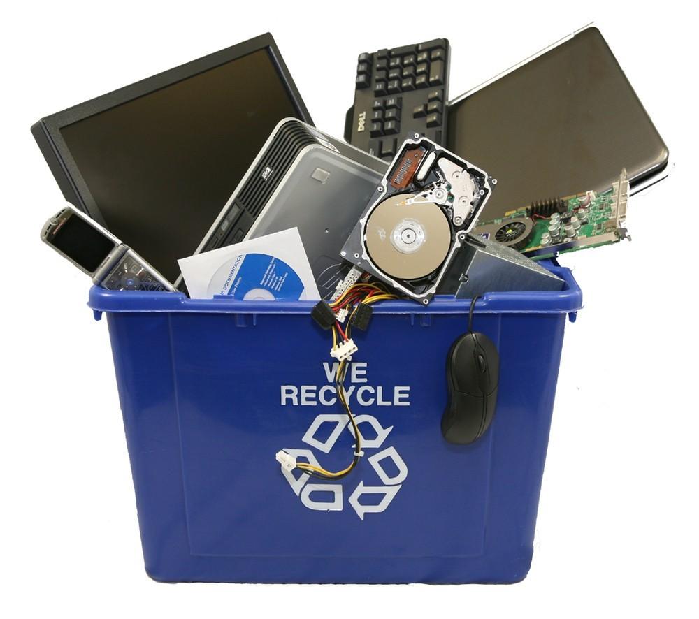 Dell bắt tay hành động bảo vệ môi trường qua chương trình tái chế máy cũ