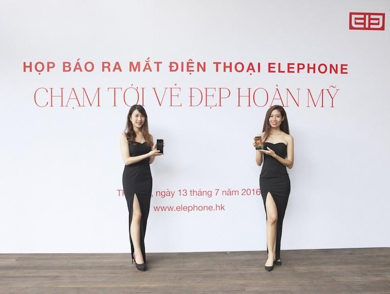 Elephone giới thiệu bộ đôi S1 và P9000, giá 1,85 triệu, có cảm biến vân tay