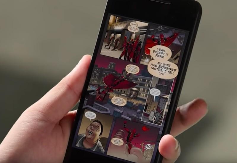 Google tung tính năng Bubble Zoom hỗ trợ đọc truyện trên smartphone