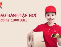 Huawei Việt Nam đã có dịch vụ bảo hành tận nơi cho smartphone
