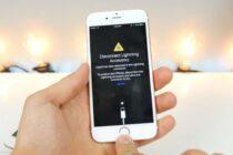 iOS 10 hỗ trợ cảnh báo cổng sạc iPhone bị ướt