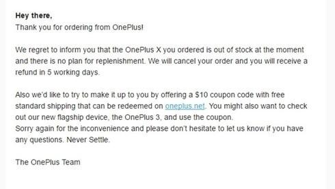 OnePlus X chính thức bị khai tử, tập trung cho dòng cao hơn