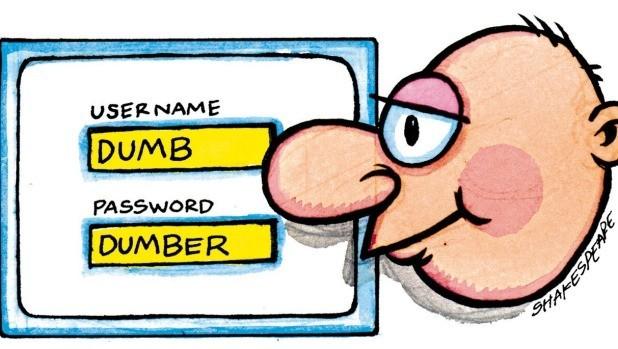 Làm thế nào đặt mật khẩu tài khoản siêu khó nhưng dễ nhớ