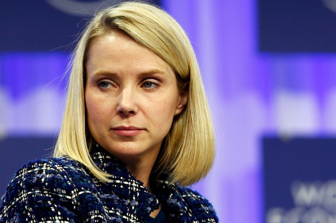 Nếu rời Yahoo, Marissa Mayer bỏ túi 219 triệu USD