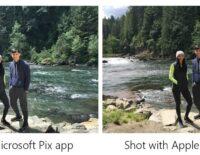 Microsoft Pix: camera đơn giản, thông minh hơn ứng dụng iOS