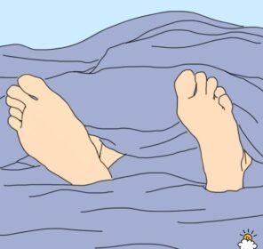 Ngủ trong điều kiện mát lạnh có lợi cho sức khỏe hơn