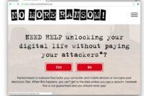 Ransomware nhận sự quan tâm đặc biệt từ các tổ chức tư nhân và chính phủ