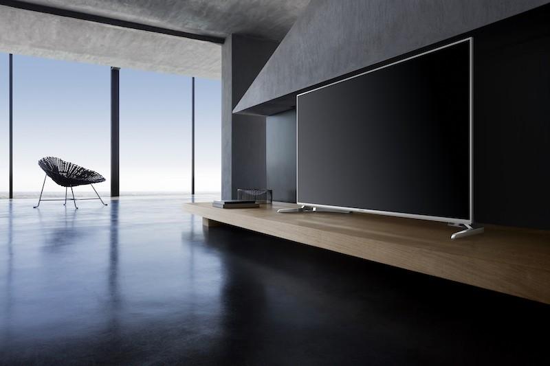 Panasonic giới thiệu dòng TV 4K Ultra HD Premium cấu trúc màn hình tổ ong