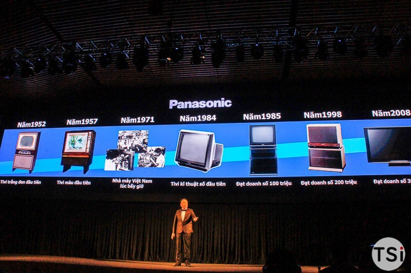 Panasonic giới thiệu dòng TV 4K Ultra Pro HD Premium cấu trúc màn hình tổ ong