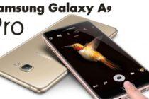 Samsung Galaxy A9 Pro (2016) chính thức: 12 triệu, màn 6 inch, pin dung lượng cao, khung kim loại