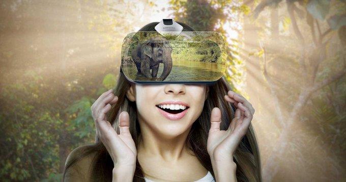Samsung sẽ sớm có kính thực tế ảo chạy trên nhiều thiết bị