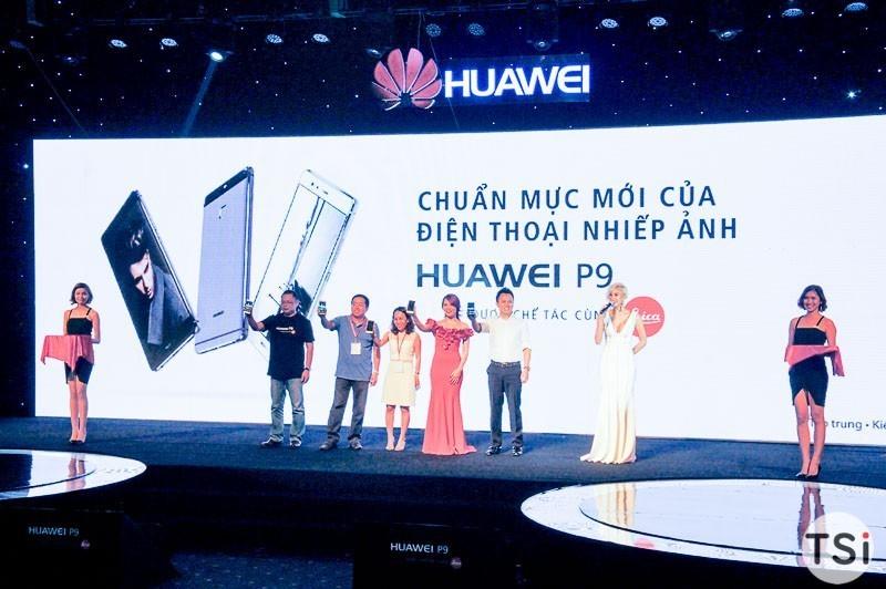 Huawei P9 và P9 Lite chính thức ra mắt: nhấn mạnh camera kép, cảm biến vân tay nhạy