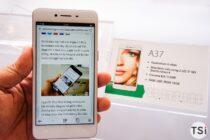 Oppo Neo 9 (A37) chính thức: vàng hồng, ColorOS 3.0, khung kim loại, màn hình 2.5D