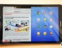 Đánh giá Samsung Galaxy Tab A6 10.1: dễ dùng, pin bền