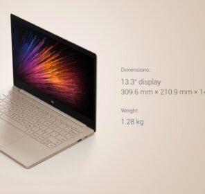 Xiaomi Mi Notebook Air: bản sao kiêm đối thủ Macbook Air giá 540USD