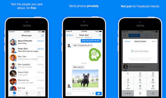 Làm cách nào Zuckerberg đưa Facebook Messenger sở hữu tỷ người dùng hàng tháng
