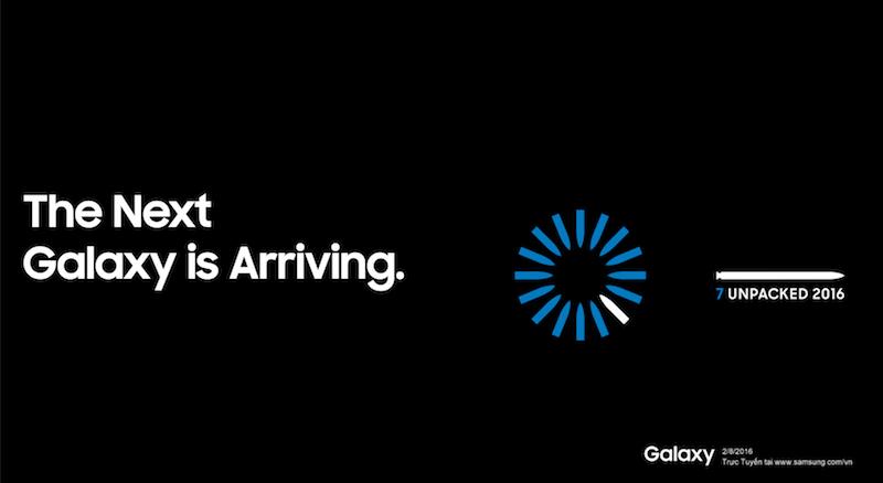 22 giờ đêm nay, Samsung Galaxy Note7 chính thức ra mắt