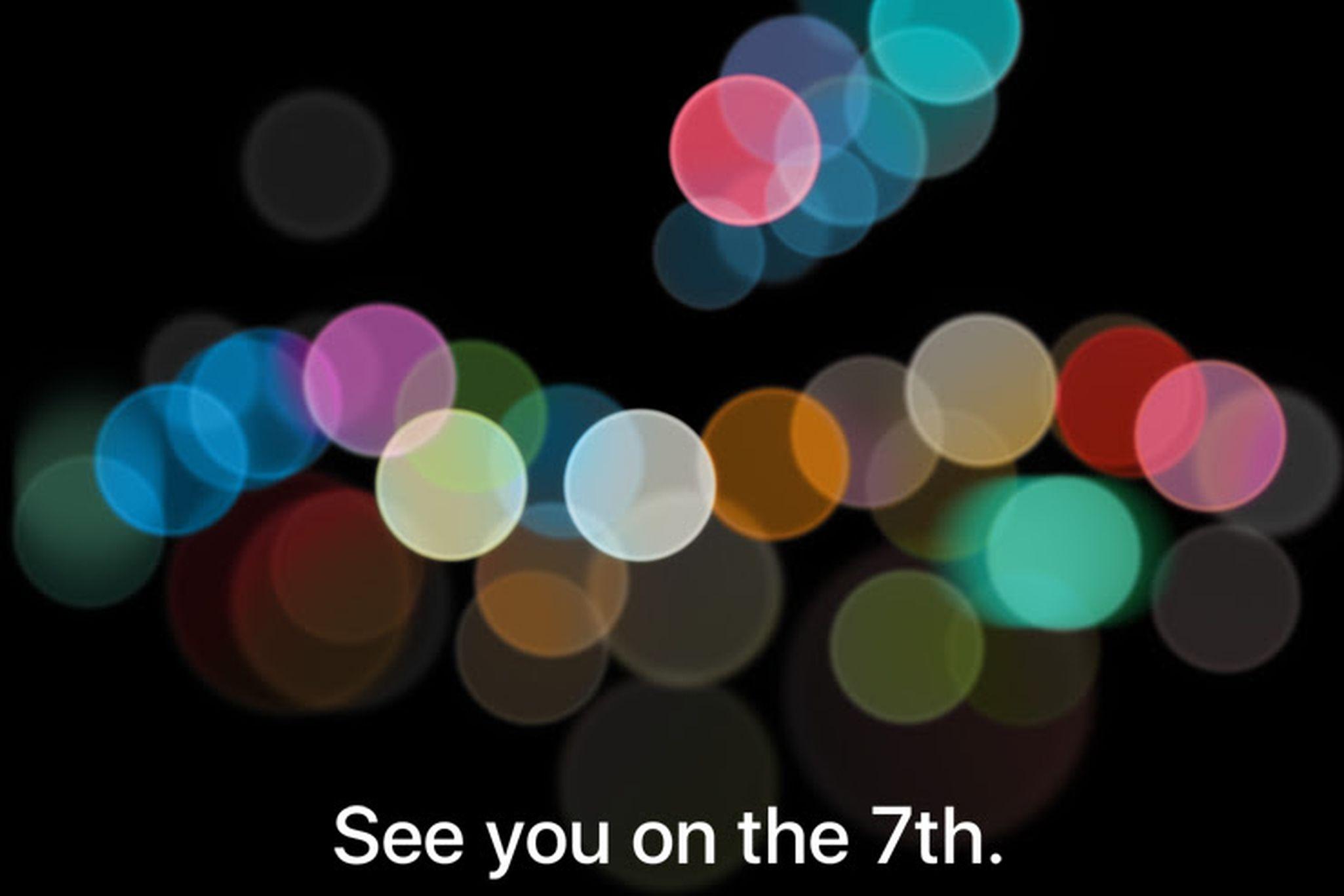 Apple sẽ giới thiệu iPhone mới và có thể là Watch mới vào ngày 7/9