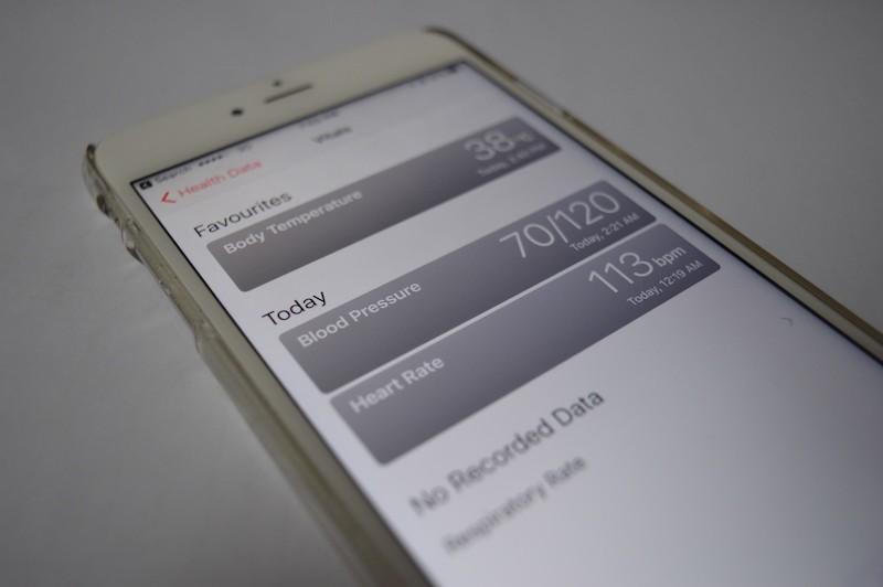 Apple thâu tóm startup chuyên về sức khỏe Gliimpse