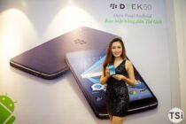 BlackBerry DTEK50 chính thức lên kệ tại Việt Nam giá 8 triệu đồng