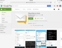 BlackBerry Hub có mặt trên Android Marsmallow