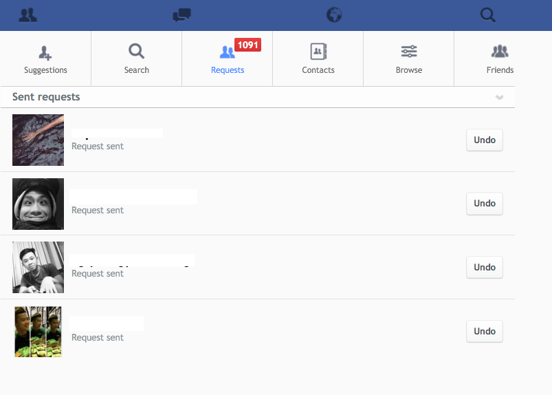 Cách bỏ theo dõi hàng loạt trên Facebook