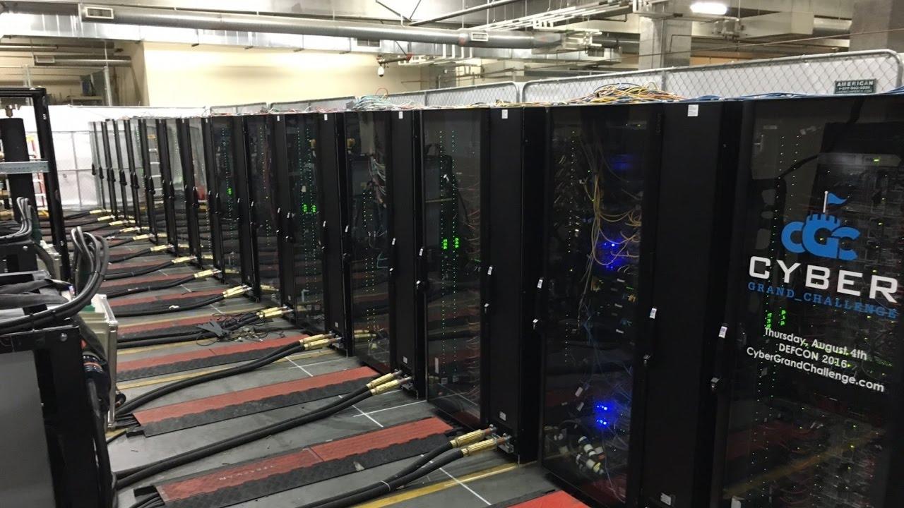 Những hệ thống máy tính siêu khủng.