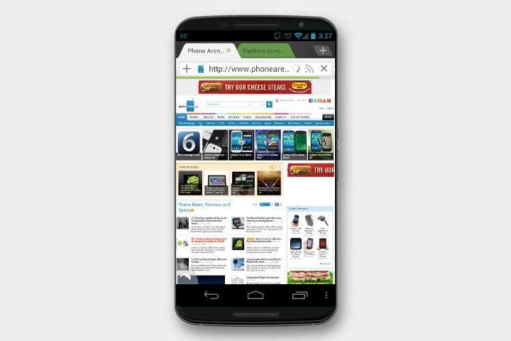 5 ứng dụng duyệt web tốt nhất cho thiết bị Android