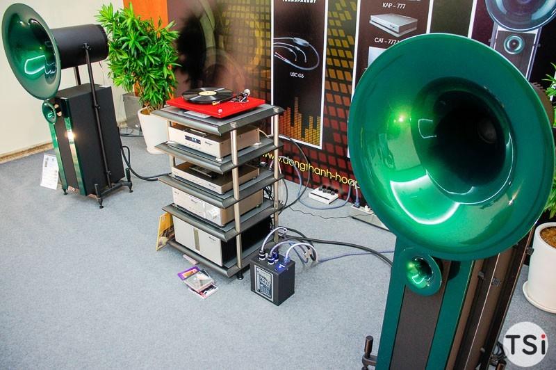 Một vòng Hi-end Audio Show lần thứ 12 của Đông Thành - Hòa Phúc