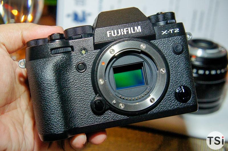 Fujifilm X-T2 chính thức ra mắt giá từ 37 triệu, 325 điểm lấy nét, khả năng quay 4K
