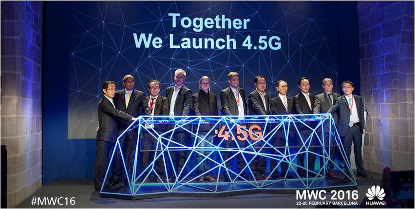 Huawei và Vodafone thử nghiệm 4,5G chuẩn bị cho 5G vào năm 2020