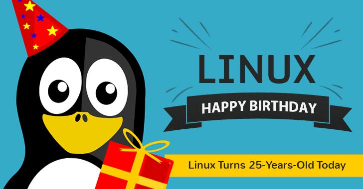 Linux tròn 25 tuổi, và đang thống trị thế giới