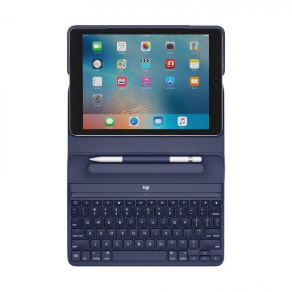 Logitech ra mắt bàn phím back-lit cho iPad Pro 9.7 inch