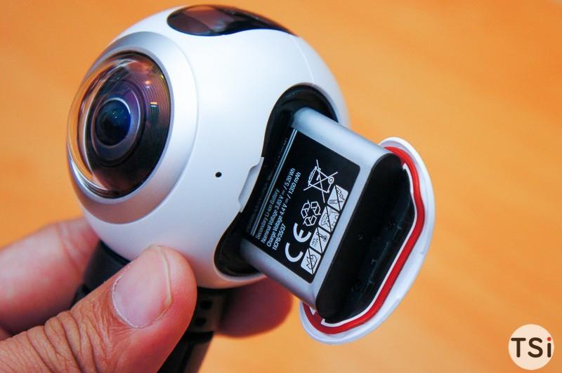 Samsung Gear 360 chính thức, giá tại Mỹ là 349 USD