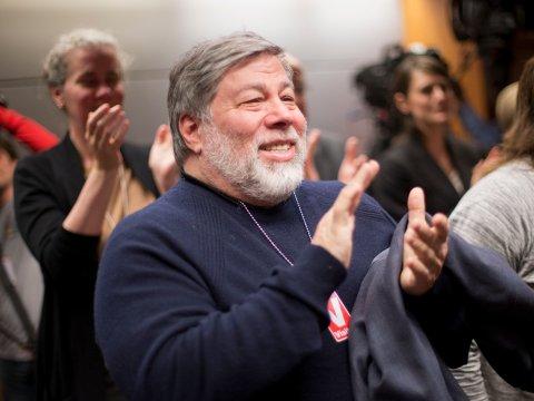 Steve Wozniak, đồng sáng lập Apple