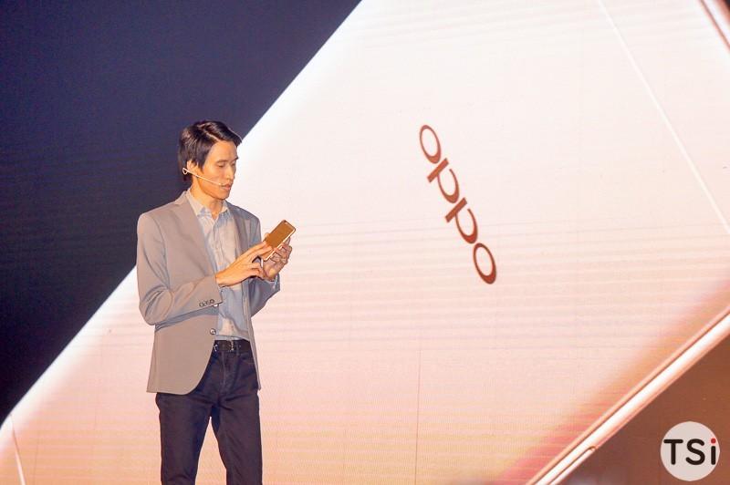 Oppo F1s ra mắt giá 5,99 triệu: Color OS 3.0, màn 5,5 inch, RAM 3GB