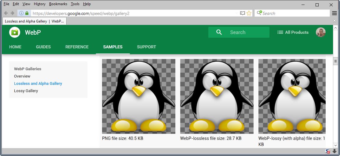 Mozilla sẽ hỗ trợ WebP ở bản Firefox 31