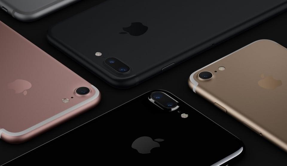 10 điểm mới iPhone 7 / 7 Plus đang sở hữu