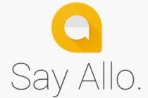 Ra mắt ứng dụng Google Allo