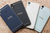 HTC Desire 10 chính thức ra mắt: camera trước/sau lên đến 13/20MP
