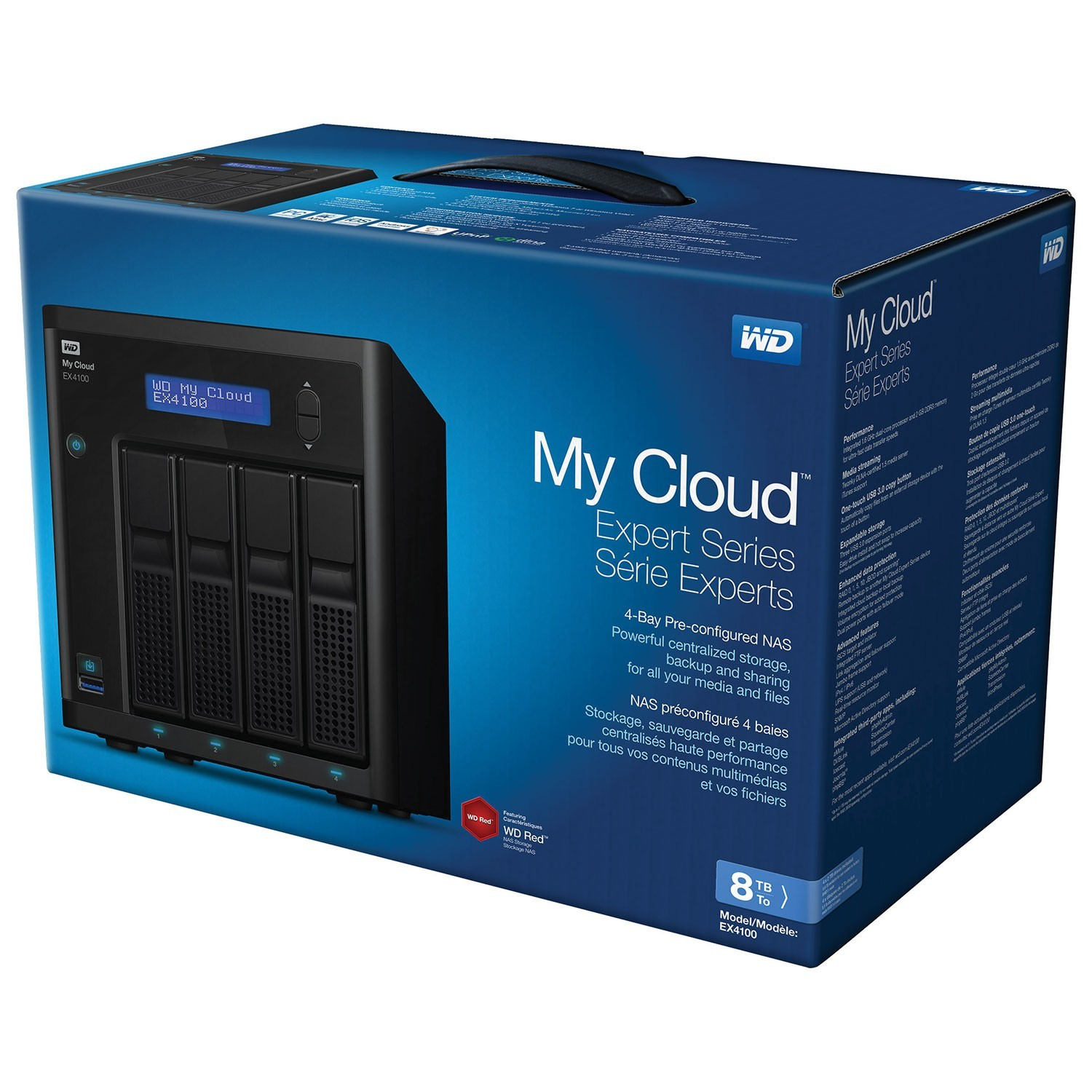 WD lên kệ My Passport Wireless Pro và My Cloud Pro