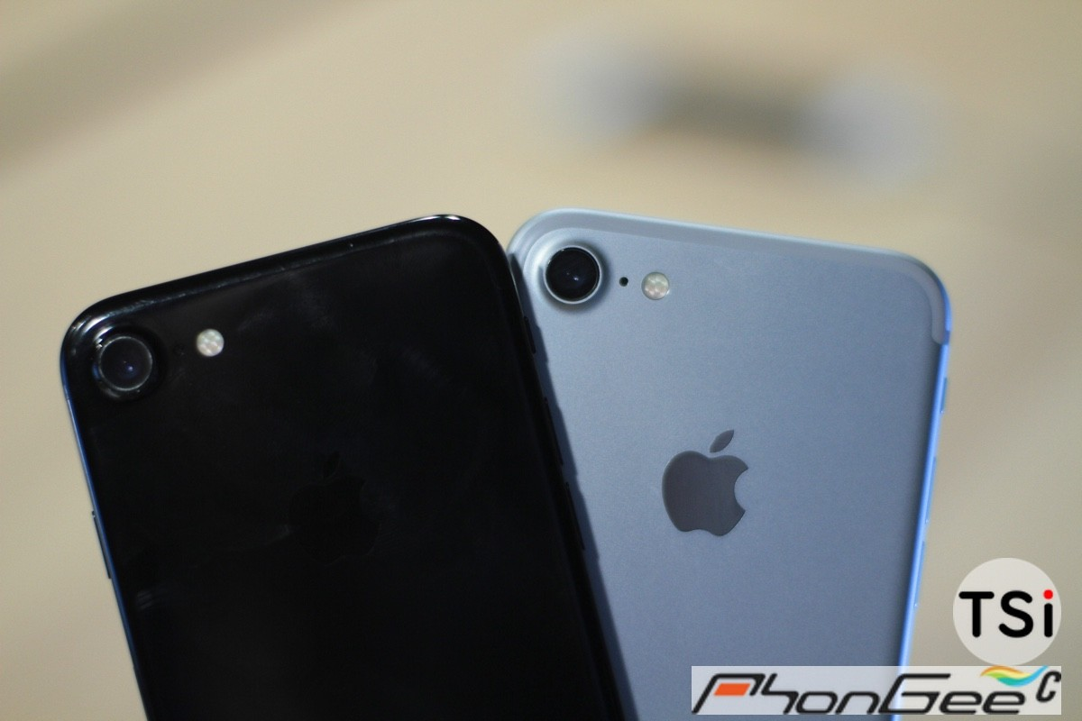 Ảnh cho thấy đèn Flash của iPhone 7 có thể có 4 bóng LED