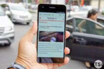Ảnh thực tế HTC Desire 10 Pro màu đen: đường viền và camera sau nổi bật