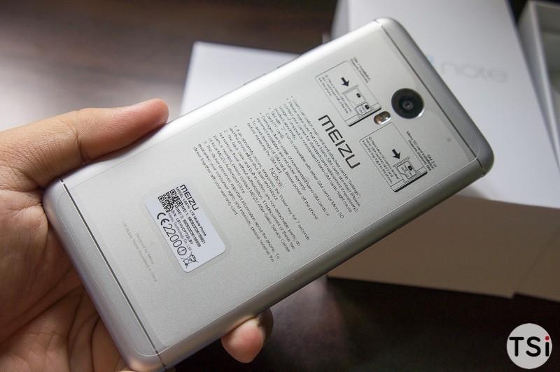 Ảnh thực tế Meizu M3 Note, bán chính thức tại FPT Shop