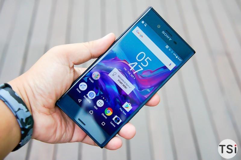 Ảnh trên tay Sony Xperia XZ: khác biệt, hoàn thiện tốt, camera thông minh