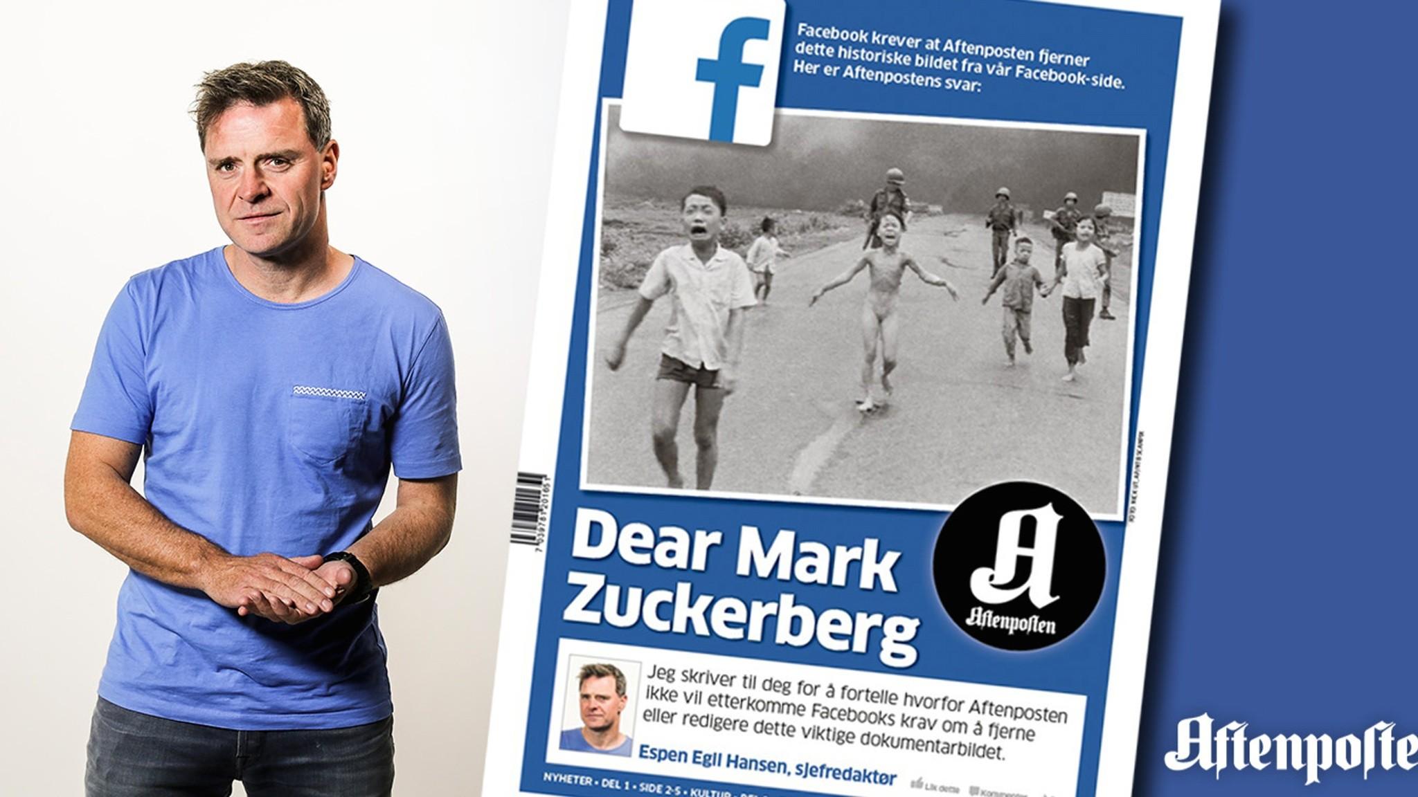 """Facebook bỏ kiểm duyệt bức ảnh khỏa thân """"Em bé Napalm"""""""