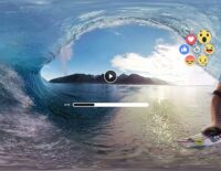 Thuật toán mới của Facebook làm video 360 mượt mà hơn